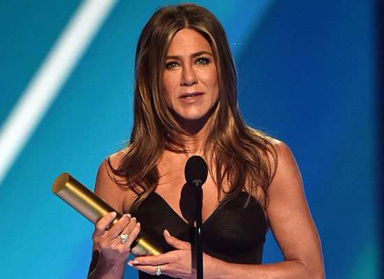 Jennifer Aniston to win big at 2019 People's Choice Awards!