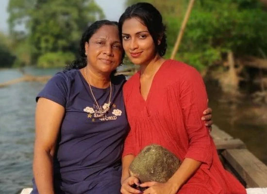 Amala Paul opens up on her long battle with depression!