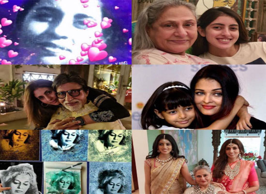 Amitabh Bachchan's thoughtful wish on Women's Day!