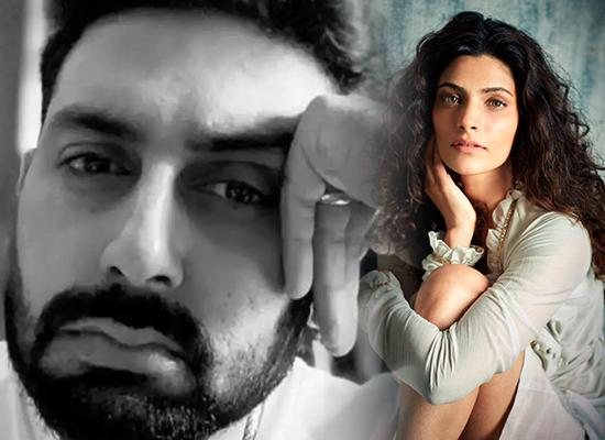 Saiyami Kher to unite first time with Abhishek Bachchan for R Balki's next!