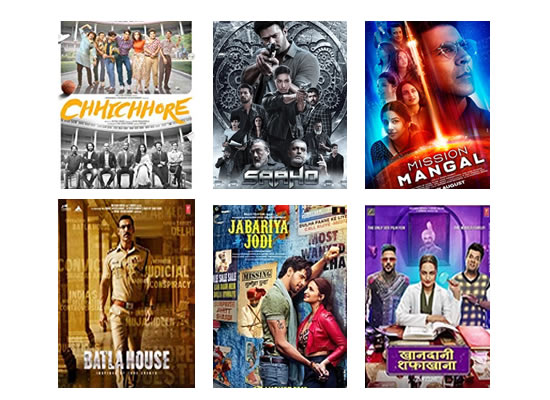 Latest Box Office for this week till 10th September, 2019!