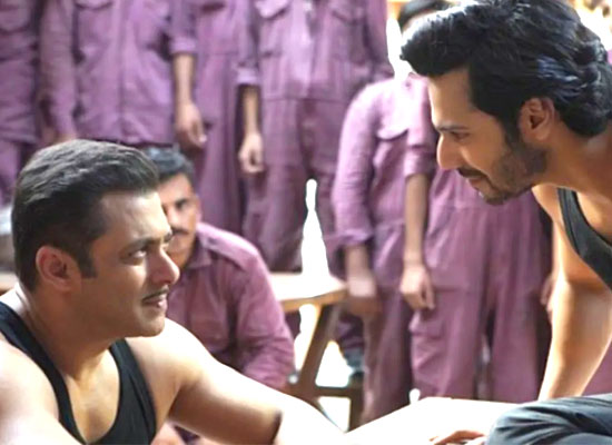 Varun Dhawan to feature in Salman Khan starrer Antim for a special Ganpati song!