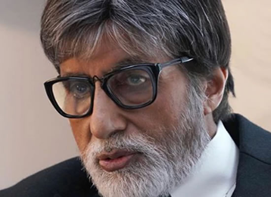 BIG B PLAYS HIS AGE!