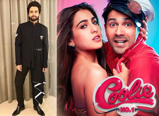 Coolie No 1's producer Jackky Bhagnani shares an update about the fire on sets!