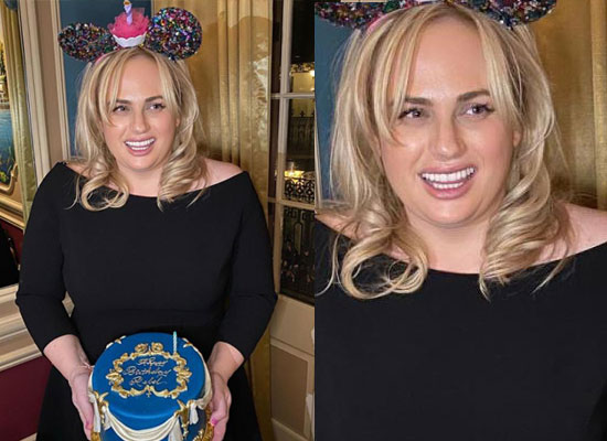 Rebel Wilson to share a throwback photo from her birthday before going to self-quarantine!