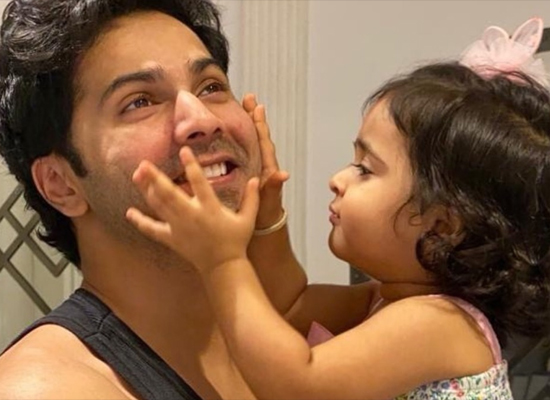 Varun Dhawan's best advice for happiness amid lockdown!