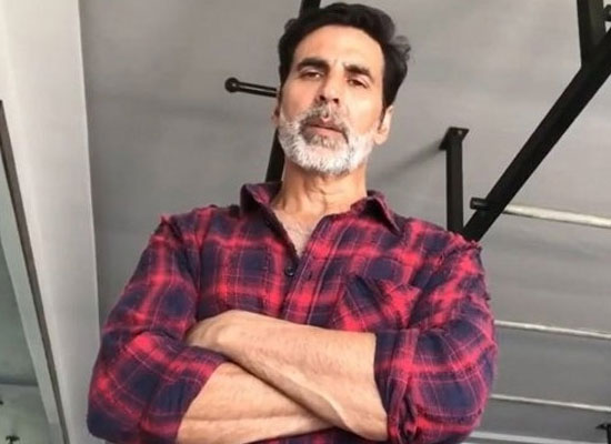 Akshay Kumar opens up on his Rs 25 Crore COVID 19 relief donation!