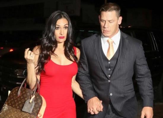 John Cena denies to speak about ex-fiance Nikki Bella?