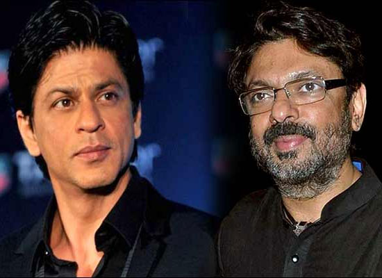 SRK to reunite with Sanjay Leela Bhansali for an epic tale of love?