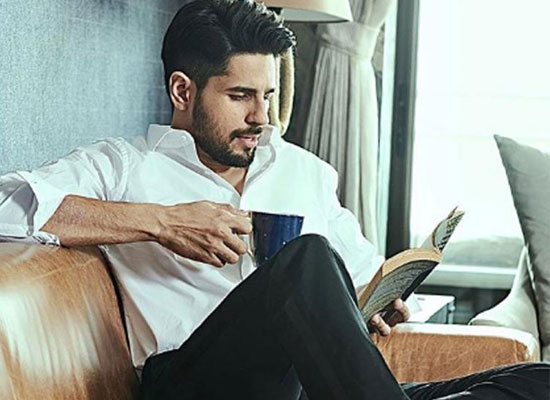 Sidharth Malhotra's tips for utilising self-quarantine break amid COVID 19 outbreak!
