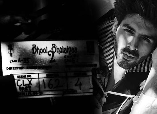 Kartik Aaryan wraps up the climax scene for Bhool Bhulaiyaa 2!
