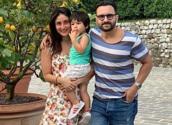 Kareena Kapoor Khan opens up on a second child!