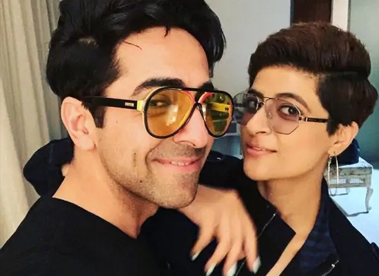 Tahira Kashyap opens up on directing husband Ayushmann Khurrana!