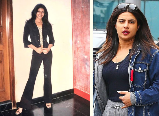 Priyanka Chopra to share a throwback pic from her good old days!
