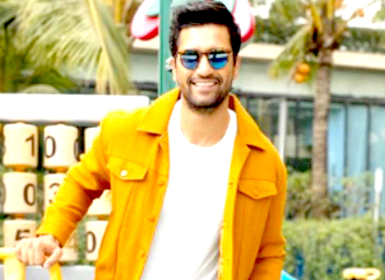 Vicky Kaushal to start preparations for YRF's next comedy with safety measures!