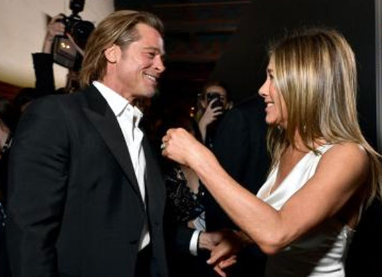 Jennifer Aniston to wish Brad Pitt for winning his first Oscar at the 92nd Academy Awards!