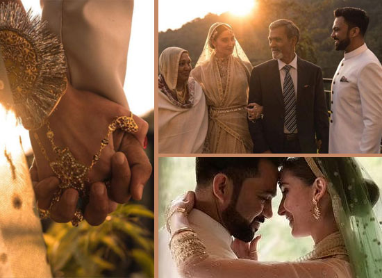 Filmmaker Ali Abbas Zafar to share a lovely pic from his wedding!