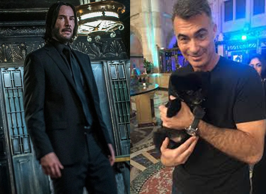 Director Chad Stahelski to share an update from Keanu Reeves starrer John Wick 4!
