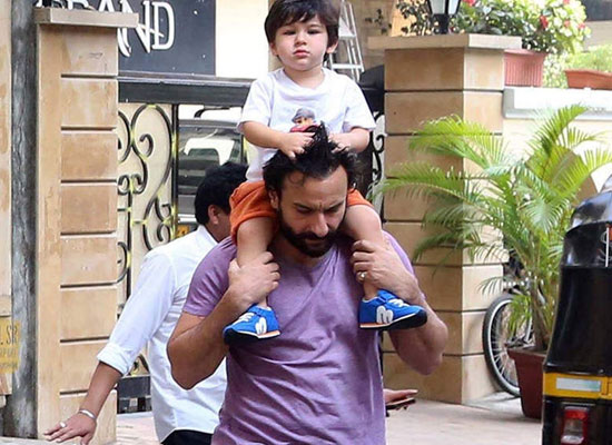 Saif Ali Khan reveals about son Taimur Ali Khan's cooking skills!