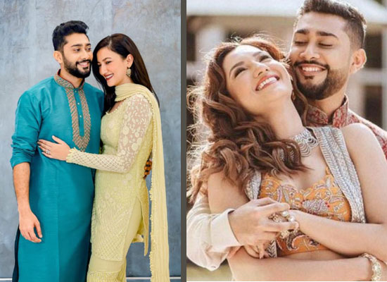 Actress Gauahar Khan opens up about her married life!