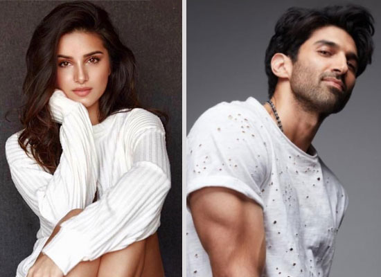 Tara Sutaria and Aditya Roy Kapur to romance in Ahmed Khan's next?