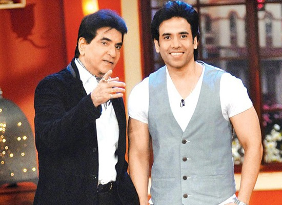 Tusshar Kapoor reveals on missing dad Jeetendra during childhood!
