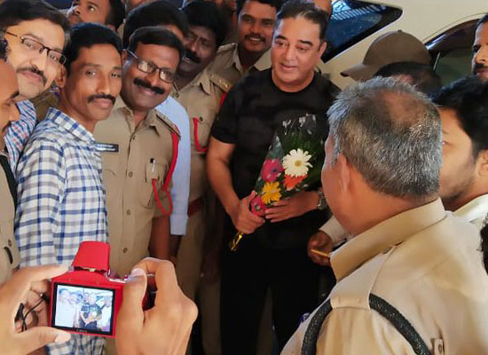 Kamal Haasan to shoot in Rajamundry Central jail for Indian 2!