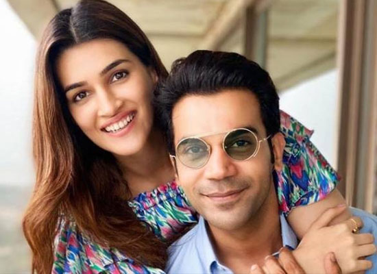 Rajkummar Rao to unite again with Kriti Sanon for a comedy!