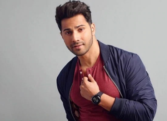 Varun Dhawan's epic reply to a teacher whose student comments 'Varun Dhawan rox'!