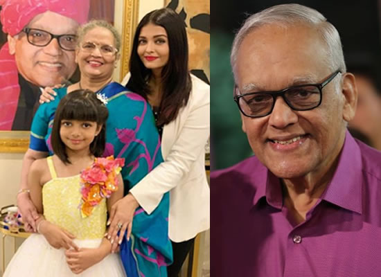 Aishwarya Rai Bachchan remembers her late father on his birthday!
