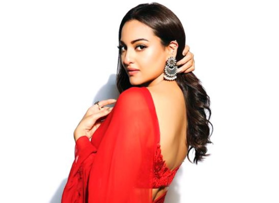 Now Sonakshi Sinha's digital debut with a web-based show Fallen!