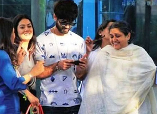 Mira Rajput is an exceptional person, says mother-in-law Supriya Pathak!