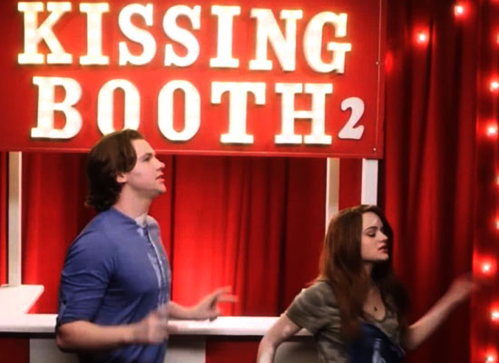 Joey King and Jacob Elordi starrer The Kissing Booth 2 to release in May 2020?