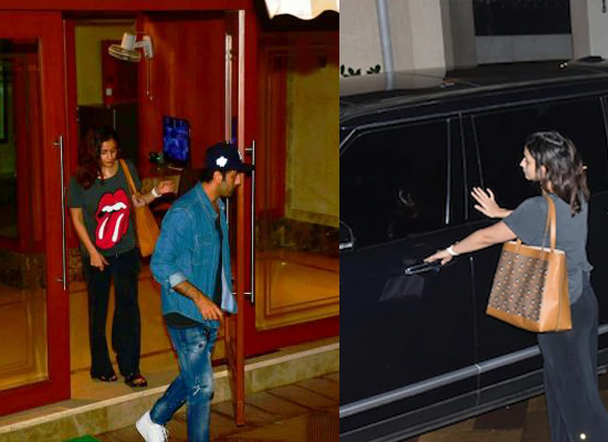 Alia Bhatt and Ranbir Kapoor to visit Sanjay Dutt at his residence!