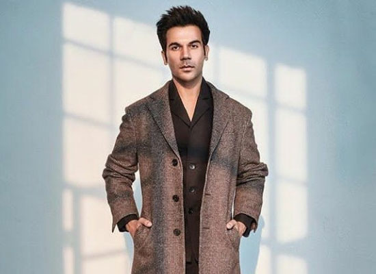 Rajkummar Rao opens up on chasing diverse roles and taking risks!