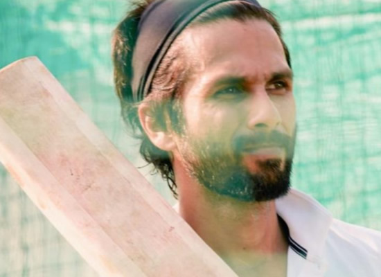 Shahid Kapoor talks about pre shoot nervousness ahead of Jersey shoot!