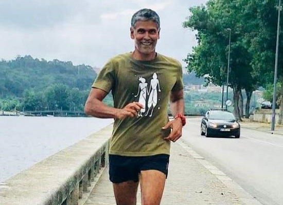 Fitness can't stop you from getting infected, says Milind Soman!