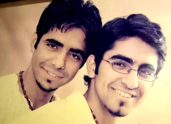 Aparshakti Khurana's lovely birthday post for his brother Ayushmann!