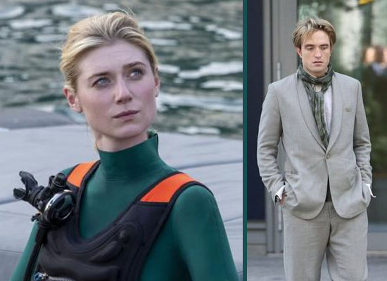 Elizabeth Debicki's admirations for her Tenet costar Robert Pattinson!
