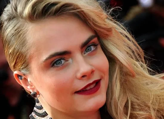 I'm the luckiest girl in the world, says Cara Delevingne!