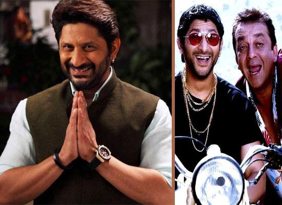 Arshad Warsi opens up on Rajkumar Hirani's Munna Bhai 3!