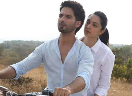Shahid Kapoor's lovely birthday wish for his Kabir Singh's 'Preeti'!