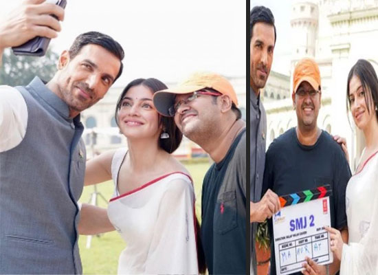 John Abraham and Divya Khosla Kumar to begin shooting for Satyameva Jayate 2!