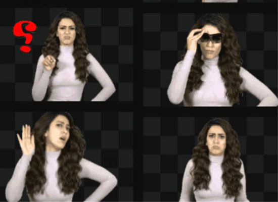 Hansika Motwani to become the first South star to get custom GIFs!