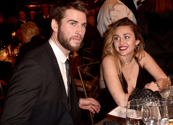 Liam Hemsworth learned about split from Miley Cyrus on social media!