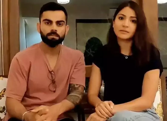 Anushka Sharma and Virat Kohli's donation for COVID 19 Relief Fund!