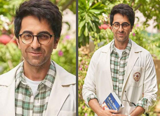 Ayushmann Khurrana turns into a medical student for Doctor G!
