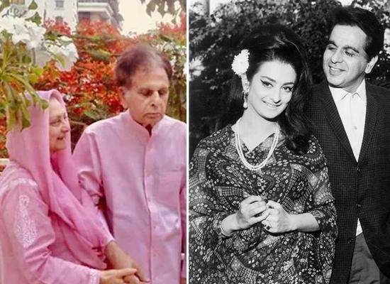Saira Banu remembers Dilip Kumar ahead of their 56th marriage anniversary!