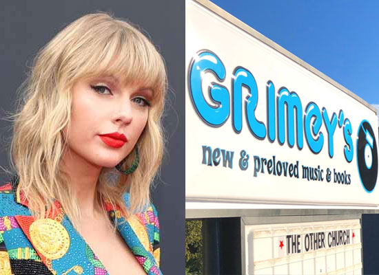 Taylor Swift offers to pay salary for employees of a vintage record store amid lockdown!