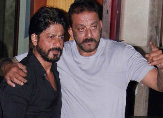 SRK and Sanjay Dutt to unite first time for a multilingual film 'Rakhee'!